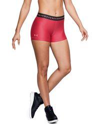 Under Armour - Women's Heatgear® Armour Shorty - Lyst