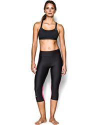 Under Armour - Women's Armour® Eclipse Mid Sports Bra - Lyst