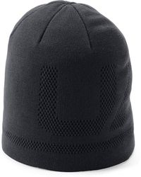 00b79fe01394a Lyst - Under Armour Men s Billboard Beanie in Black for Men