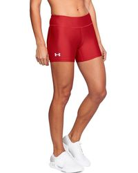 "Under Armour - ""women's On The Court 4"""" Shorts"" - Lyst"