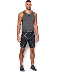 Under Armour - Men's Ua Heatgear® Armour Compression Coreshorts - Lyst
