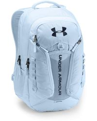 Lyst - Under Armour Ua Storm Contender Backpack in Gray for Men c01cf43de5316