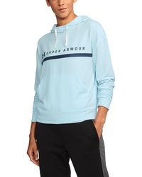 Under Armour - Women's Ua Unstoppable Pullover Hoodie - Lyst