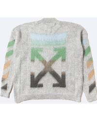 112728a101b7 Lyst - Off-White c o Virgil Abloh Nebraska Turtle Neck Sweater in ...