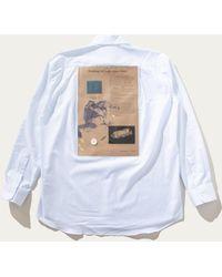 Raf Simons - Plastic Yoke Shirt - Lyst