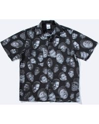 THEE TEEN-AGED! - Heads S/s Woven Shirt - Lyst