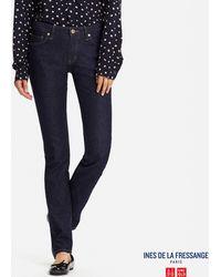 Uniqlo - Women Slim-fit Jeans (ines De La Fressange) - Lyst