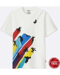 9d7be705 Uniqlo Blizzard Entertaint Graphic T-shirt (diablo) in Black for Men ...