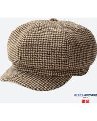 Uniqlo - Women Cap (ines De La Fressange) - Lyst