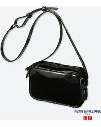 Uniqlo - Women Idlf Enamel Shoulder Bag - Lyst