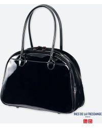 Uniqlo - Women Enamel Tote Bag (ines De La Fressange) - Lyst