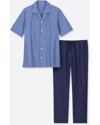 Uniqlo - Short Sleeved Pyjamas - Lyst