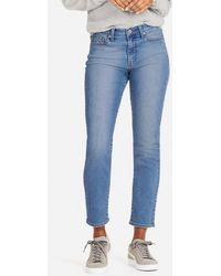 Uniqlo - Women High-rise Cigarette Jeans - Lyst