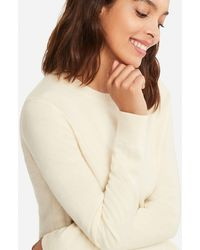 Uniqlo - Women Cashmere Crew Neck Sweater - Lyst