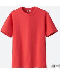 Uniqlo - Men U Crew Neck Short-sleeve T-shirt - Lyst