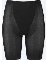 Uniqlo - Women Body Shaper Non-lined Support Half Short - Lyst