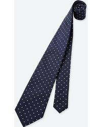 Uniqlo | Men Dot-print Tie | Lyst