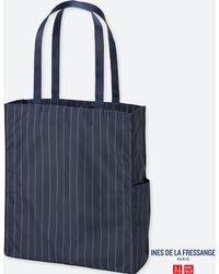 de45d4f221 Uniqlo - Women Pocketable Tote Bag (ines De La Fressange) - Lyst
