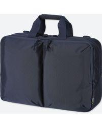 Uniqlo - 3-way Bag - Lyst