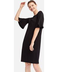 Uniqlo - Women Flared Half-sleeve Bra Dress (online Exclusive) - Lyst