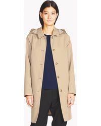 Uniqlo - Women Blocktech Soutien Collar Coat - Lyst