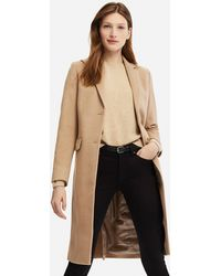 Uniqlo - Women Cashmere Blended Chester Coat - Lyst