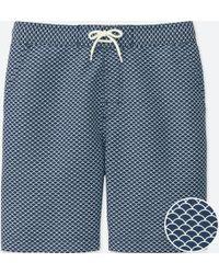 Uniqlo - Men Swim Active Shorts - Lyst