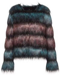 Unreal Fur - Elements Jacket - Lyst