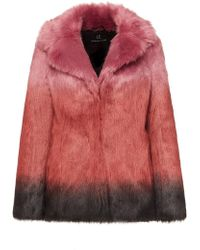 Unreal Fur - Flaming Lips Jacket - Lyst