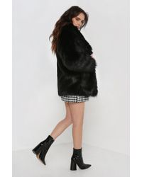 Unreal Fur - Premium Rose Jacket - Lyst
