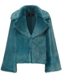 Unreal Fur - Madam Butterfly Jacket - Lyst