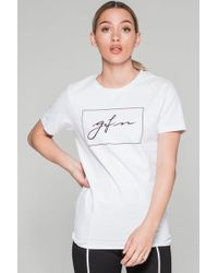 Good For Nothing - Her Autograph Box T-shirt - Lyst