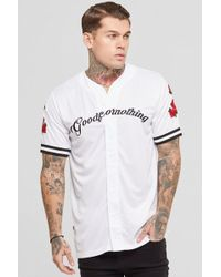 Good For Nothing - Gala Baseball Jersey - Lyst