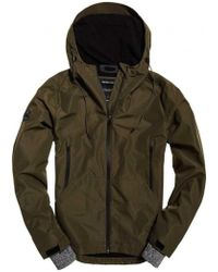 Superdry - Hooded Elite Windcheater - Lyst