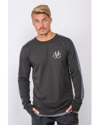 Masters of Ceremony - Devers L/s T-shirt - Lyst