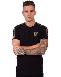 11 Degrees - Core Muscle Fit T-shirt - Lyst