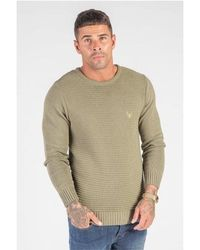 Intense Clothing - Wolf Knit - Lyst
