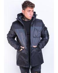 4BIDDEN - Recoil Reflective Jacket - Lyst