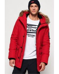 Superdry - Everest Parka - Lyst