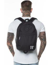 11 Degrees | Diagonal Zip Backpack | Lyst