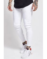 SIKSILK - Skinny Jeans - Lyst