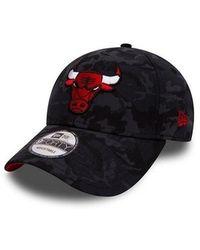 KTZ - Chicago Bulls Camo Team 9forty - Lyst