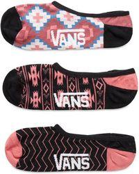 Vans - Geo Hero Canoodle Socks - Lyst