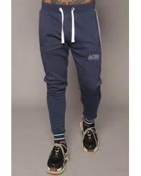 3fb4f721 Levi's Matchup Track Pants in Blue for Men - Lyst