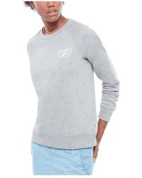 Vans - Women's Full Patch Raglan Crew Jumper - Lyst