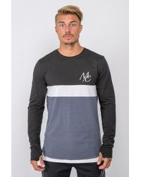 Masters of Ceremony - Fraser L/s T-shirt - Lyst