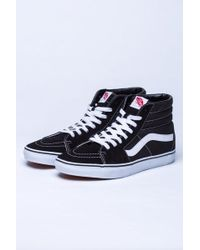 719f2cdf2e Vans Og Sk8 Hi Lx Trainers in Black for Men - Lyst
