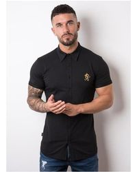 Gym King - Short Sleeve Jersey Shirt - Lyst