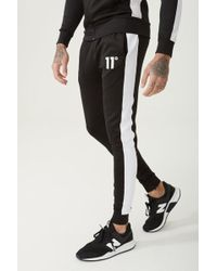 11 Degrees - Poly Panel Track Pants - Lyst