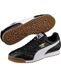 82afd173729a PUMA Mihara Yasuhiro My72 Hybrid Sneakers in Black for Men - Lyst